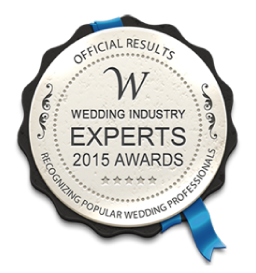 Wedding Industry Expert Awards Photo Booth Seal