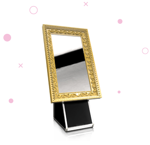 the magic mirror reflection