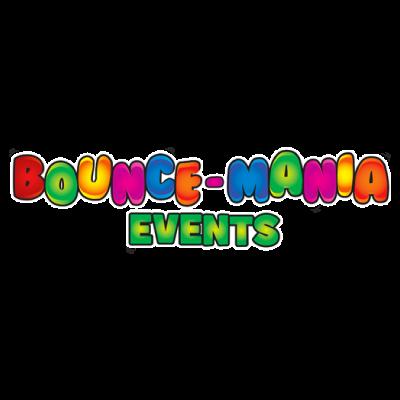 bounce mania logo events
