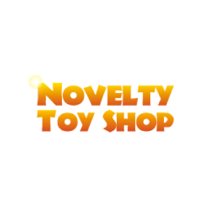 novelty toy shop logo