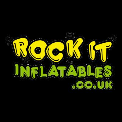 Rockit inflatables logo