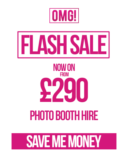 Photo Booth Hire Kent | OMG! | Wedding & Party Rental