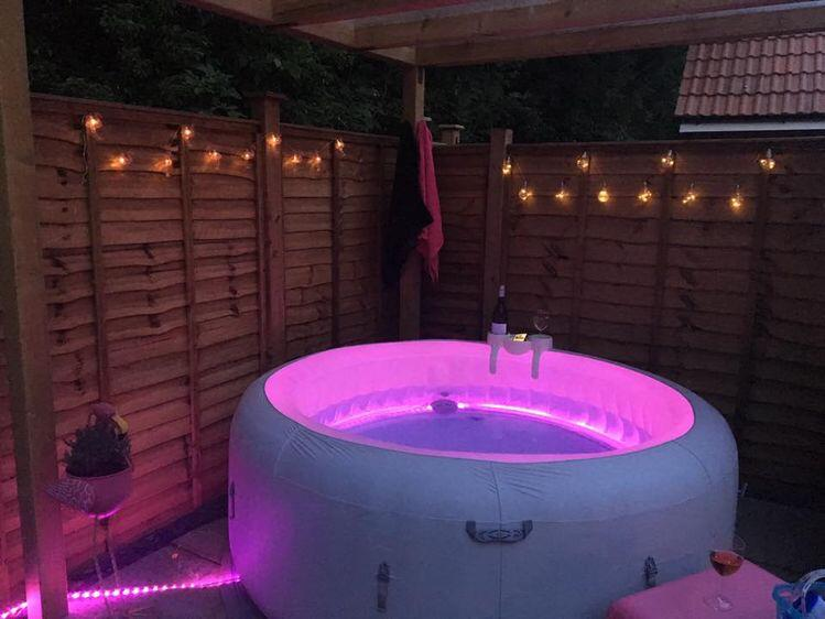 Hot Tub Hire In Essex London Kent Hertfordshire Omg